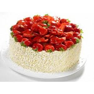Rich Strawberry cake 1 Kg