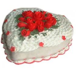 1 kg Sweet Heart Cake