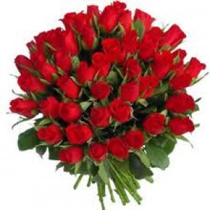 40 Roses Bunch